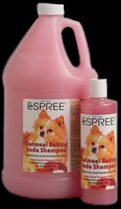 Шампунь для собак и кошек Oatmeal Baking Soda