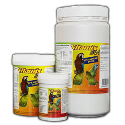 Витаминно-минеральный комплекс для экзотических птиц Витамикс ЭКЗ-А