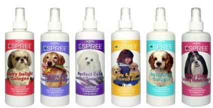 ESPREE - Одеколоны для кошек и собак