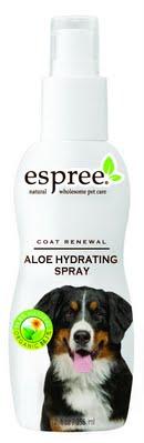 Aloe Hydrating Spray Косметическое суперувлажняющее средство для собак и кошек