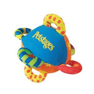 """Купить PETSTAGES Mini Loop Ball Игрушка для собак """"Мяч с петлями мини"""""""