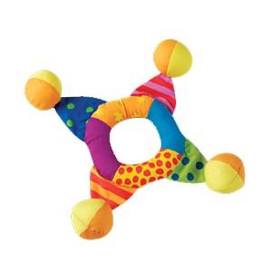 """Купить PETSTAGES Mini Toss Ring Игрушка для собак """"Кольцо-погремушка мини"""""""