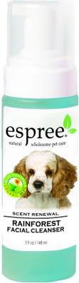 Rainforest Facial Cleanser Косметическое средство пена с ароматом тропического леса для собак и кошек