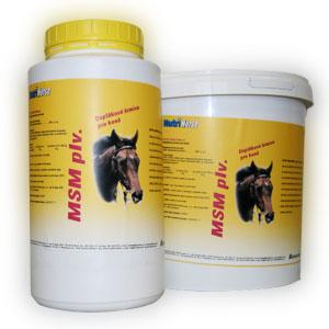 Кормовая добавка для лошадей NutriHorse MSM (НутриХорсе МСМ)