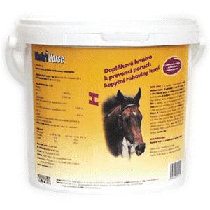 Кормовая добавка для лошадей NutriHorse H Biotin (НутриХорсе Н Биотин)