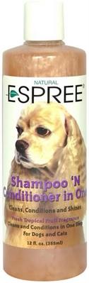 Шампунь и Кондиционер для собак и кошек Shampoo'N Conditioner In One