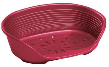 Ferplast пластиковый лежак для собак SIESTA DELUXE