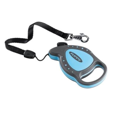 Автоматический поводок-рулетка для маленьких собак FLIPPY DELUXE MINI