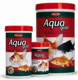 Padovan корм для золотых рыбок и пресноводных холодноводных рыб