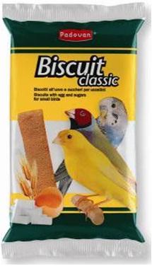 Бисквиты Классические с яйцом для малих птиц BISCUIT CLASSIC