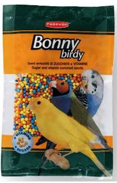 Витаминизированные семена в сахарной глазури для птиц BONNY