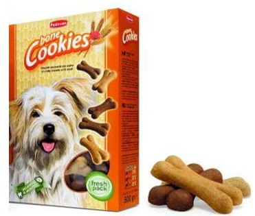Дополнительный корм для собак COOKIES bone