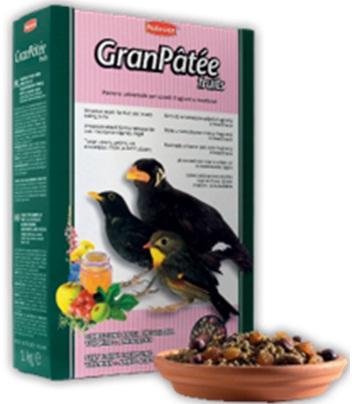 Корм для насекомоядных и плодоядных птиц GRANPATEE FRUITS