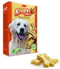 Дополнительный корм для собак KRISPYS cheese