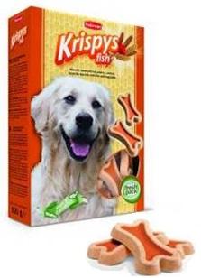 Дополнительный корм для собак KRISPYS fish
