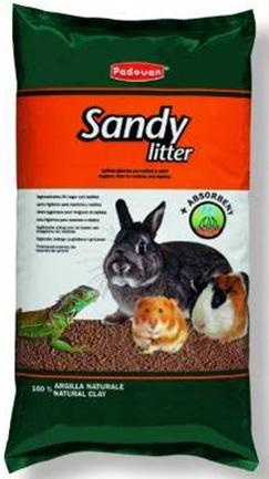 Наполнитель гигиенический SANDY litter