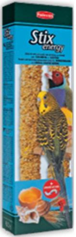 корм для волнистых попугаев и маленьких экзотических птиц STIX ENERGY