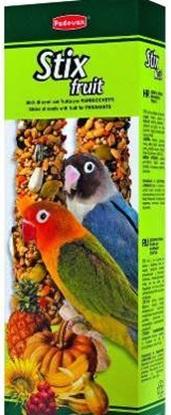 корм для средних попугаев STIX FRUIT