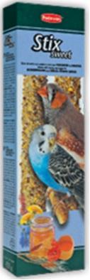 корм для волнистых попугаев и маленьких экзотических птиц STIX SWEET