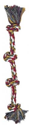 Игрушка для собак из хлопковой веревки