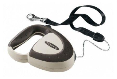 Автоматический поводок-рулетка для собак Ferplast FLIPPY DELUXE CORD M