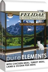 Сухой корм для кошек и котят FELIDAE Grain Free pure ELEMENTS