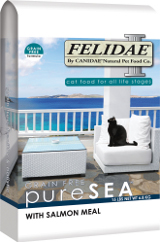 Сухой корм для кошек и котят FELIDAE Grain Free pure SEA