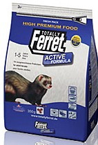 Корм для хорьков Бош Тоталли Феррет Актив Totally Ferret®Active
