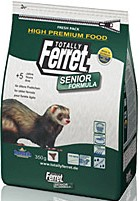 Корм для хорьков Бош Тоталли Феррет Сениор Totally Ferret®Senior