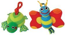 Assorted Butterfly&Turtle «Бабочка и Черепаха в ассортименте» (на выбор)