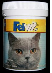 Фельвит Н (Биотин) Таблетки биотина для кошек