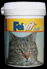 Фельвит Мульти Мультивитаминные таблетки для кошек