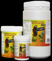 Витамикс ЭКЗ-А витаминно-минеральный комплекс для экзотических птиц
