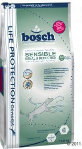 Bosch Renal & Reduction Корм для собак