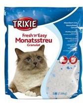 "Наполнитель для кошек ""Fresh n Easy Granulat"" (гранулы до 5мм) 3.8л Trixie"