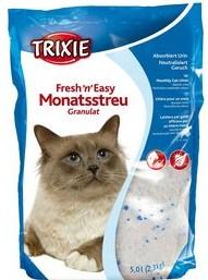 "Наполнитель для кошек ""Fresh n Easy Granulat"" (гранулы до 5мм) 5л Trixie"