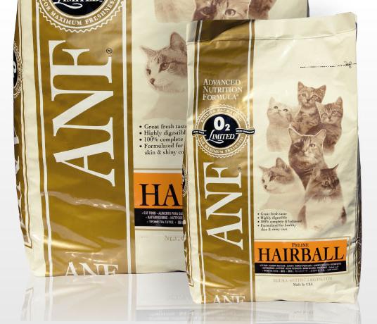 Anf hairball formula сухой корм для кошек