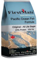 Сухой корм Firstmate Pacific Ocean Fish