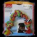 Petstages (Петстейджес) Multi Rope Chew - Цветной канат с узлами - Игрушка для средних и крупных собак