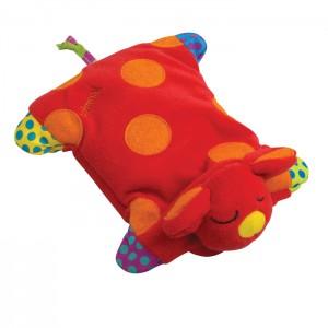 Petstages (Петстейджес) Puppy Cuddle Pal ЩЕНОК-ГРЕЛКА для сладкого сна - игрушка для собак