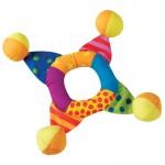 PETSTAGES Mini Toss Ring - Кольцо-погремушка мини - игрушка для собак