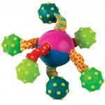 PETSTAGES Spider Ball - Шар-паук - игрушка для собак