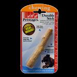 Petstages (Петстейджес) Durable Stick Medium Крепкая ветка - Игрушка для собак с ароматом древесины