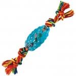 PETSTAGES Orka Pine Cone Chew Орка Шишка с канатом - игрушка для собак