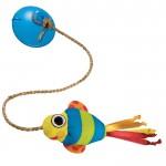 Petstages (Петстейджес) Dangling Fish рыбка на присоске - игрушка для кошек