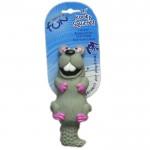 Petstages (Петстейджес) Kooky Squirrel - Белозубая белка - Виниловая игрушка для собак