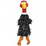"""PETSTAGES Kooky Vulture Игрушка-пищалка для собак - """"Черный Гриф"""""""